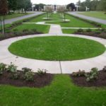 Structured lawn by Bison Bluegrass